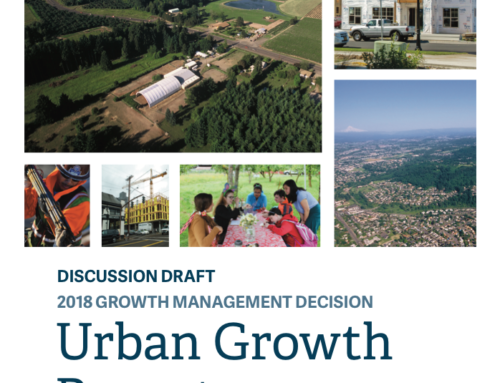 2018 Metro Urban Growth Report